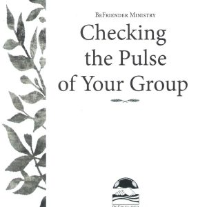 Checking the Pulse of Your Group