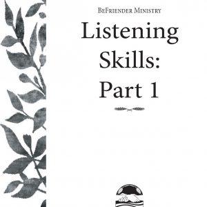 Listening Skills Part 1 Cover