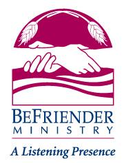 BeFriender Logo